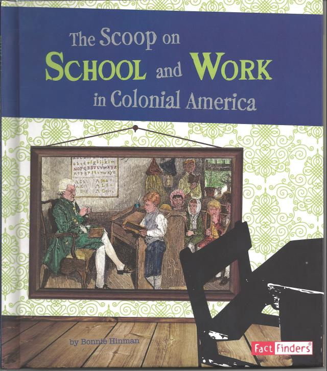 School And Work Book Cover